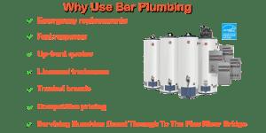 Why trust bar plumbing