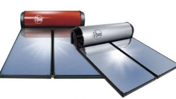 Save when switching to Solar Hot Water