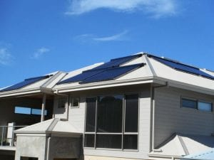 Bar Plumbing solar Hot water installations