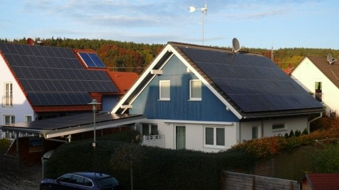 90 percent energy self-sufficiency almost reached