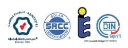 Bar Plumbing certifications