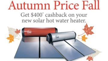 What is a Solar Water Heater?