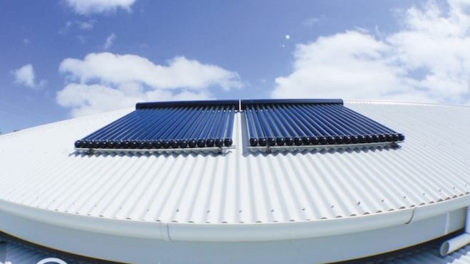 Solar Hot Water Annual Running Costs