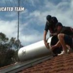 Rheem solar hot water system